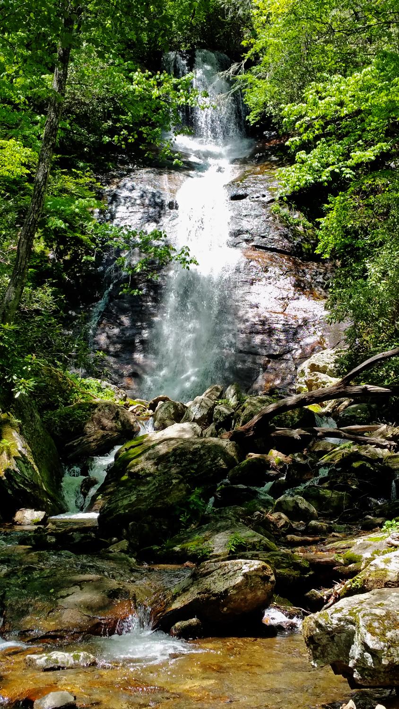Lower Dill Falls