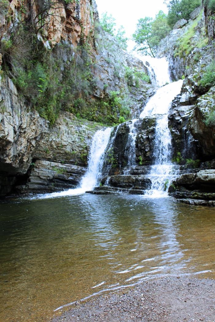 Cascada del Cimbarrillo