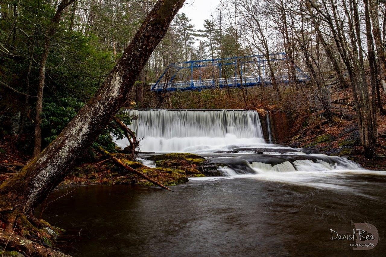 Sawkill Creek Falls
