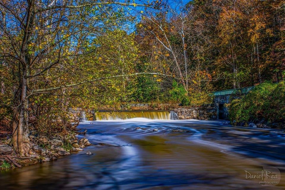 Peirce Mill Falls