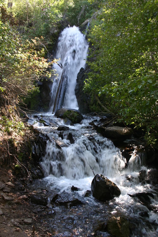 Hunter Creek Falls