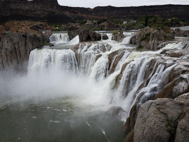 Shoshone Falls May 22, 2019