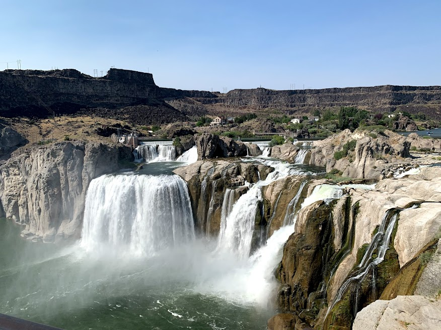 United States - Idaho - Shoshone Falls