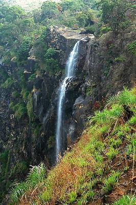 ABBE WATERFALLS, COORG