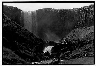 Svöðufoss-waterfall (Svöðufoss)