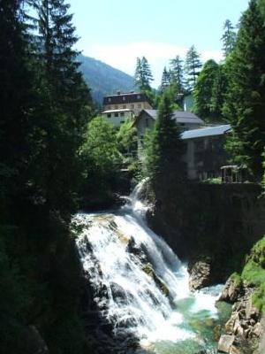 Bad Gastein upper fall