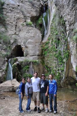 Blackstar Canyon Falls