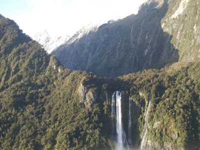 Stirling Falls, September 2001