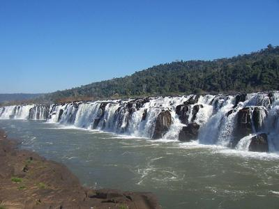 World's Longest Waterfall