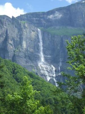 Cascade de la Lyre