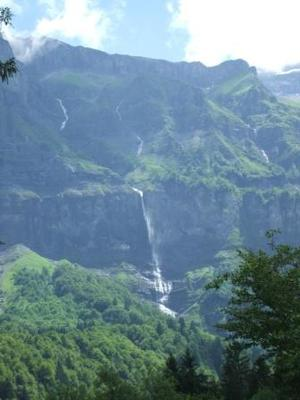 Cascade de Trelachaumaz