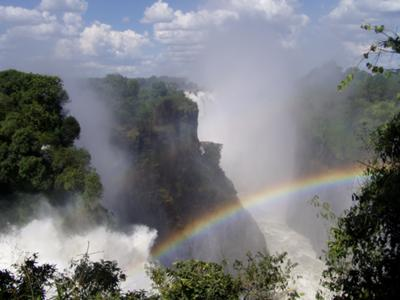 Devil's Cataract and Main Falls