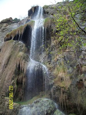 Upper Escondido Falls