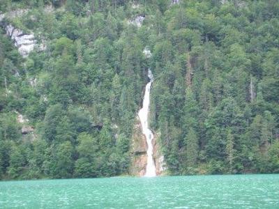 Schrainbach Fall