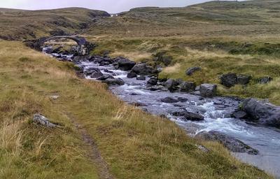 Noname Falls (from Hringvegur)