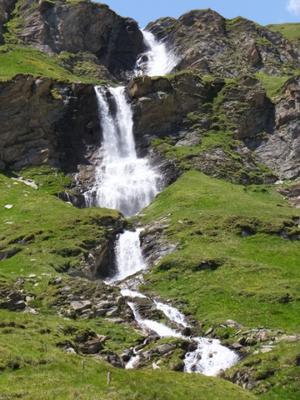 Nassfeld Waterfall