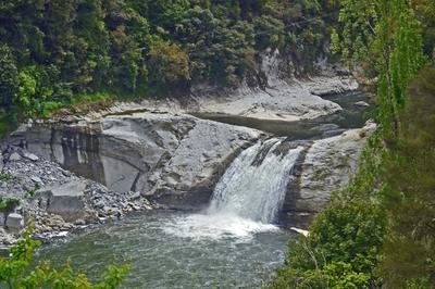 Raukawa Falls 2018