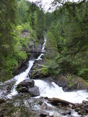 Lower Riesachfall