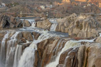 Shoshone Falls (Wide)