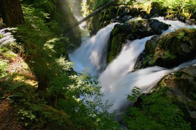 Sol Duc Falls - WA