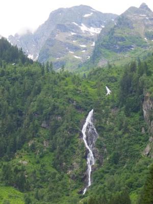 Steirische Bodensee Waterfall
