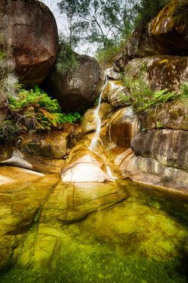 Ladies Bath Falls