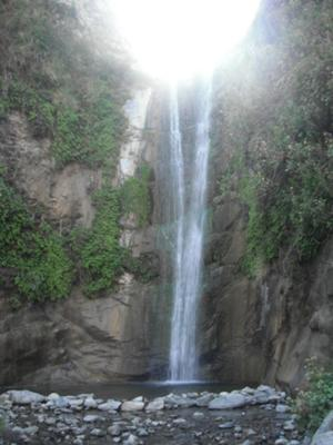 Trail Canyone Falls