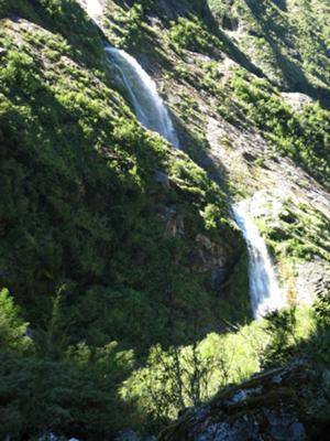 Hirere Falls