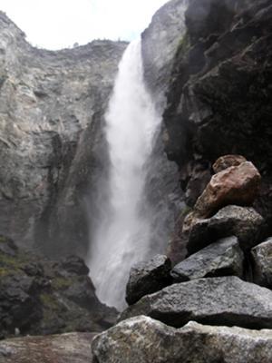 Vettisfossen Cairn