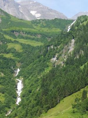 Walcher Waterfall