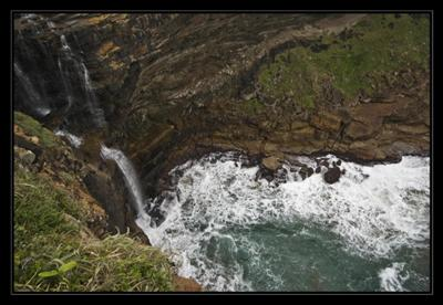 Waterfall Bluff, Transkei, South Africa