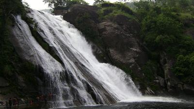 Papanasam Waterfalls