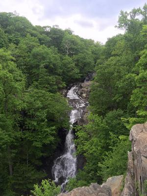 Upper White Oak Falls