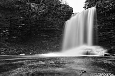 Wolf River Falls